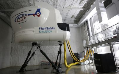 EC135 Simulator Receives FAA Stamp of Approval