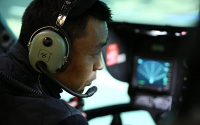 The Helicopter Flight Training Center welcomes first international customers